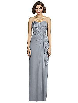 1950s Prom Dresses & Party Dresses Dessy Collection Style 2895 $252.00 AT vintagedancer.com