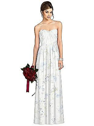55c6be64f1 bleu garden After Six Bridesmaid Dress 6678