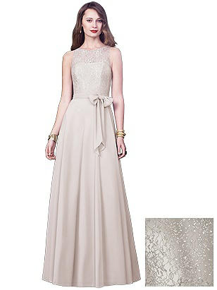 1960s Style Wedding Dresses Special Order Dessy Collection Style 2924 $261.00 AT vintagedancer.com
