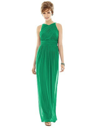 1960s Style Formal Dresses Sung Style D692 $221.00 AT vintagedancer.com