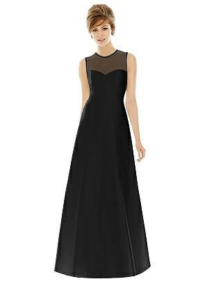 1950s Prom Dresses & Party Dresses Special Order Alfred Sung Style D695 $210.00 AT vintagedancer.com