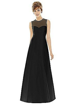 1960s Style Formal Dresses Special Order Alfred Sung Style D695 $210.00 AT vintagedancer.com