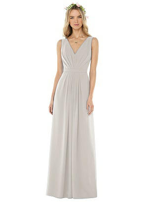 Taupe Bridesmaid Dresses Dessy 2924