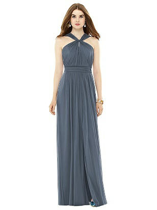 20248dfd80c3d Alfred Sung Maternity Bridesmaid Dress M427 | The Dessy Group