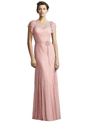 Edwardian Style Dresses Special Order JY Jenny Yoo Bridesmaid Style JY520 $242.00 AT vintagedancer.com