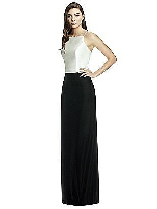 1960s Style Formal Dresses Special Order Dessy Bridesmaid Style S2999 $166.00 AT vintagedancer.com