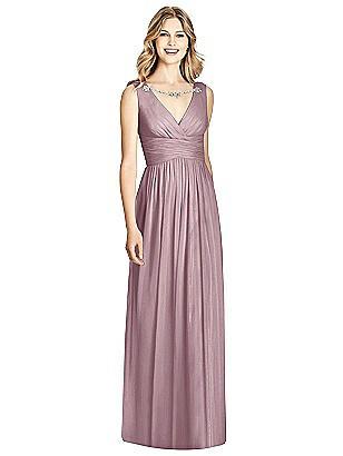 8f667651ed9 dusty rose Jenny Packham Bridesmaid Dress JP1005