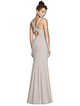 37f26e8814 taupe Bella Bridesmaids Dress BB116