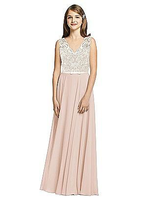 dc527946828 cameo Dessy Collection Junior Bridesmaid Dress JR542