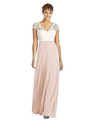 9084e0d80a8 cameo Dessy Bridesmaid Dress 3033