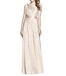 Soho Metallic Twist Dress - SOHO-TWIST
