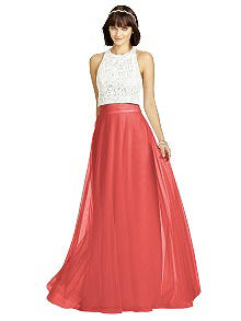 Dessy Bridesmaid Skirt S2977