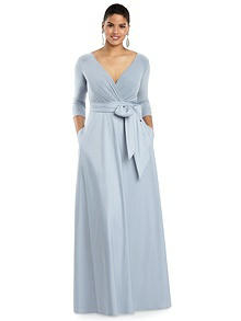 Alfred Sung Bridesmaid Dress D736