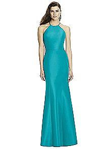 Dessy Bridesmaid Dress 2996