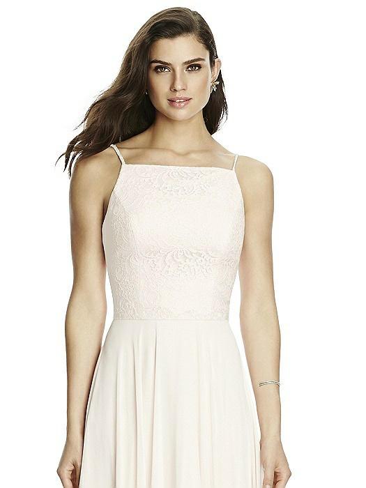 Dessy Bridesmaid Top T2981