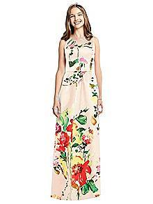 Dessy Collection Junior Bridesmaid Dress JR536FP