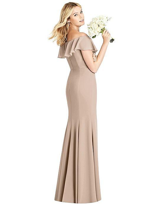 Social Bridesmaids Dress 8190