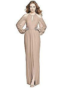Dessy Bridesmaid Dress 3018