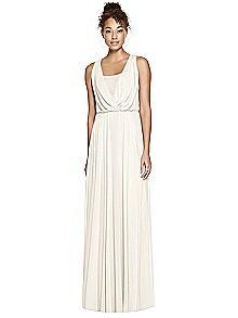 Dessy Bridesmaid Dress 3006