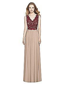 After Six Bridesmaid Dress 6773