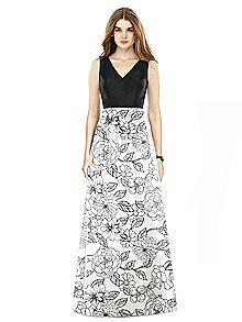 Alfred Sung Bridesmaid Dress D752CP