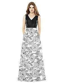 Alfred Sung Bridesmaid Dress D753CP
