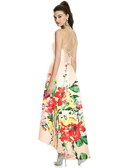 Alfred Sung Bridesmaid Dress D741CP