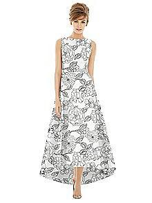 Alfred Sung Bridesmaid Dress D698FP