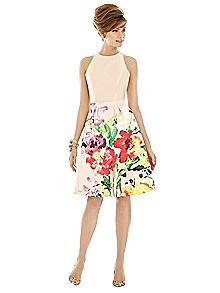 Alfred Sung Bridesmaid Dress D696CP