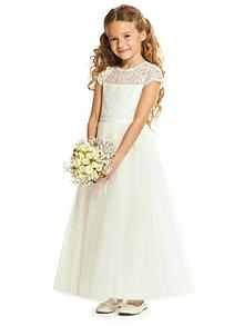 Flower Girl Dress FL4063