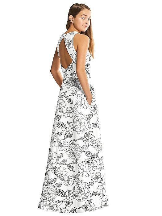 Alfred Sung Junior Bridesmaid Style JR545FP