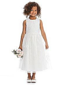 Flower Girl Dress FL4065