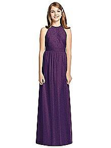 Dessy Shimmer Junior Bridesmaid Dress JR539LS