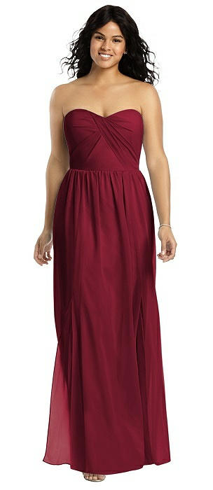 Social Bridesmaids Dress 8159
