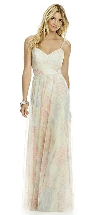 After Six Bridesmaid Dress 6766PRNT