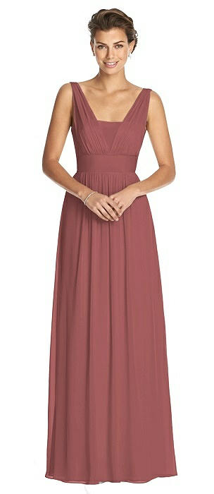 Dessy Collection Bridesmaid Dress 3026