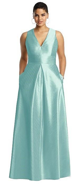Alfred Sung Bridesmaid Dress D611