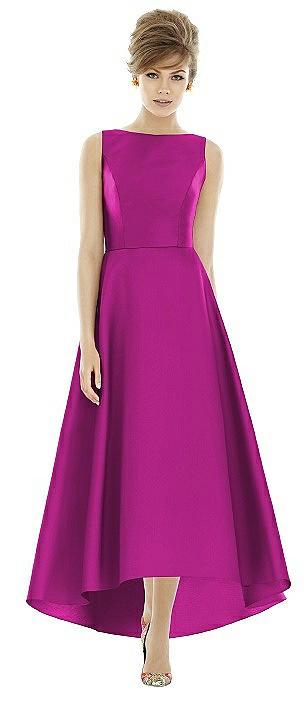 Alfred Sung Bridesmaid Dress D698
