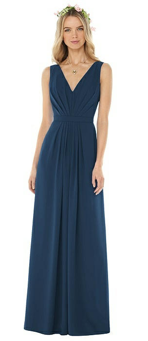Social Bridesmaids Dress 8157