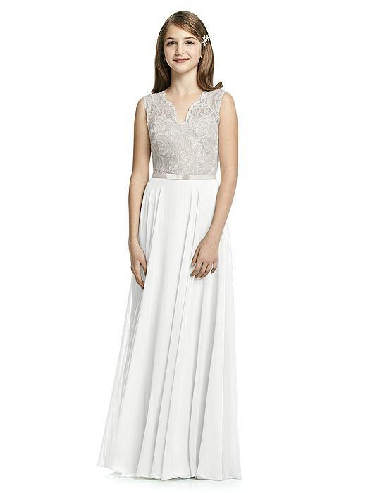 Dessy Collection Junior Bridesmaid JR532