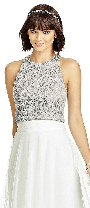 Dessy Collection Bridesmaid Top T2974