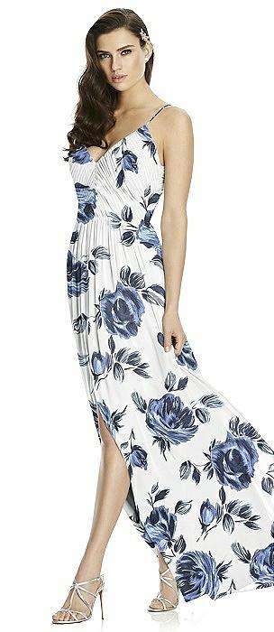 Dessy Bridesmaid Dress 2989