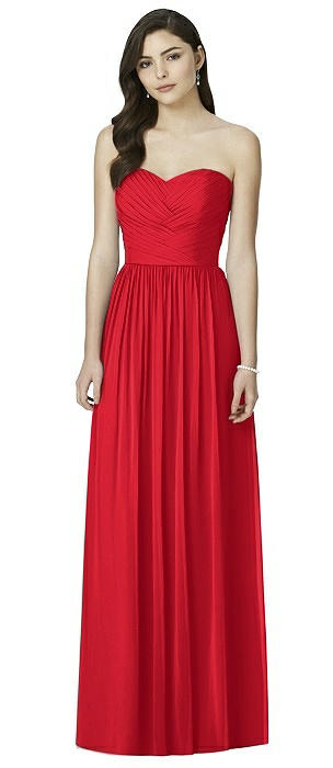 Dessy Bridesmaid Dress 2991