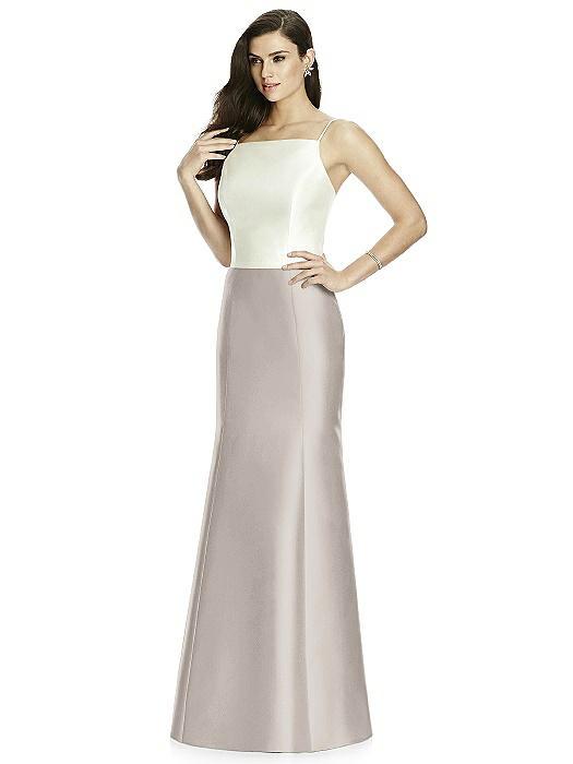 Dessy Bridesmaid Skirt S2980
