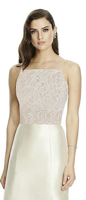 Dessy Bridesmaid Top T2982