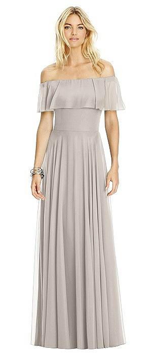 After Six Bridesmaid Dress 6763