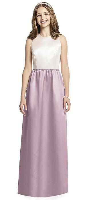Dessy Collection Junior Bridesmaid Dress JR536