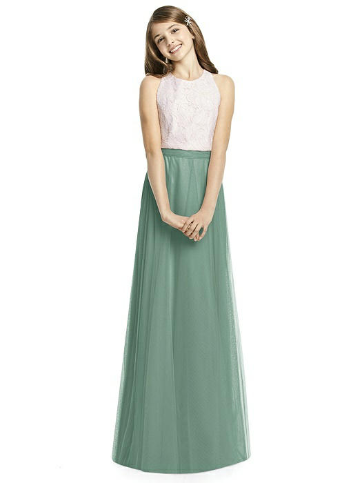 Dessy Collection Junior Bridesmaid Skirt JRS537