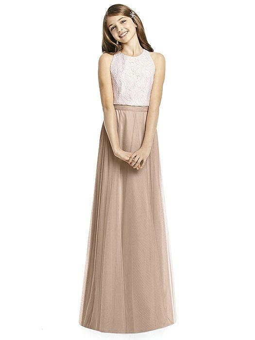 Dessy Collection Junior Bridesmaid Skirt JRS537