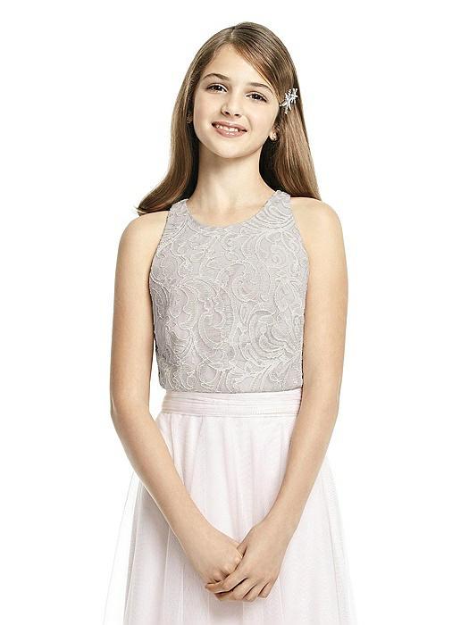 Dessy Collection Junior Bridesmaid Top JRT538